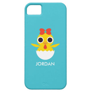 Bayla the Chick iPhone SE/5/5s Case