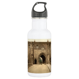 Bayle Gate, Bridlington, Yorkshire, England Water Bottle