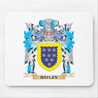 Bayley Coat of Arms Mouse Pad