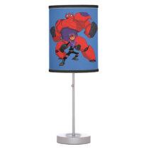 Baymax and Hiro Desk Lamp