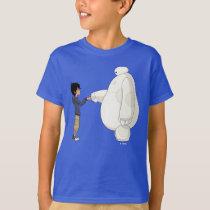 Baymax and Hiro Fist Bump T-Shirt