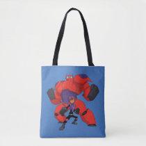 Baymax and Hiro Tote Bag