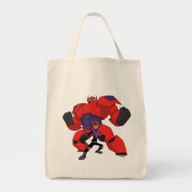 Baymax and Hiro Tote Bag