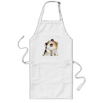 Baymax and his Friends Long Apron