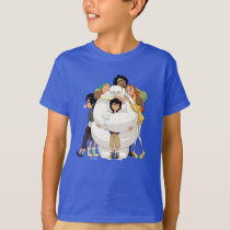 Baymax and his Friends T-Shirt