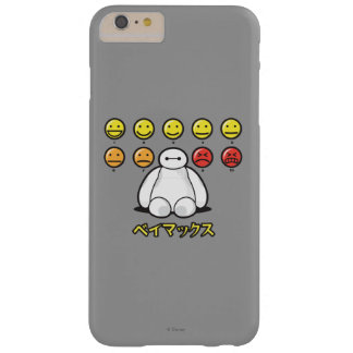 Baymax Emojicons Barely There iPhone 6 Plus Case