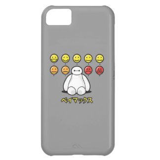 Baymax Emojicons Case For iPhone 5C