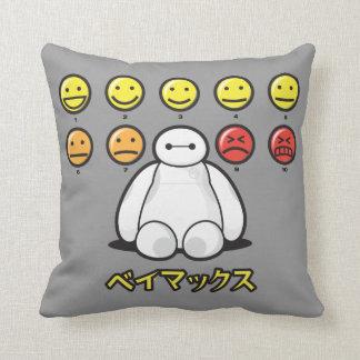 Baymax Emojicons Cojín