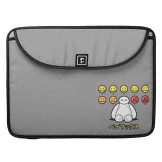 Baymax Emojicons Fundas Para Macbooks