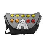 Baymax Emojicons Messenger Bags