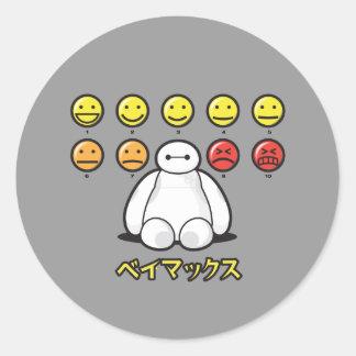 Baymax Emojicons Sticker