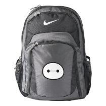 Baymax Face Outline Nike Backpack