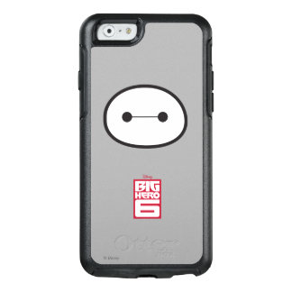 Baymax Face Outline OtterBox iPhone 6/6s Case