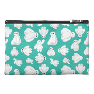 Baymax Green Classic Pattern Travel Accessory Bags