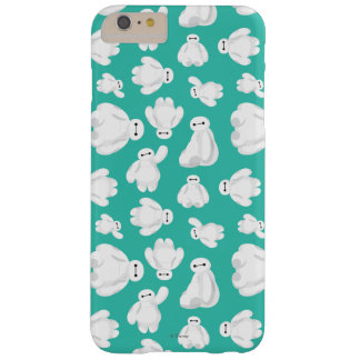 Baymax Green Classic Pattern Barely There iPhone 6 Plus Case