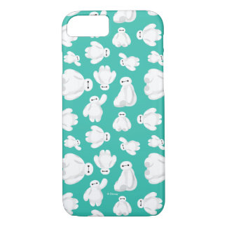 Baymax Green Classic Pattern iPhone 8/7 Case