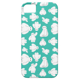 Baymax Green Classic Pattern iPhone SE/5/5s Case