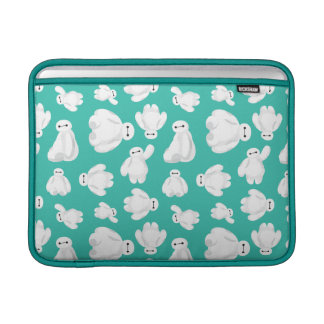 Baymax Green Classic Pattern MacBook Air Sleeve
