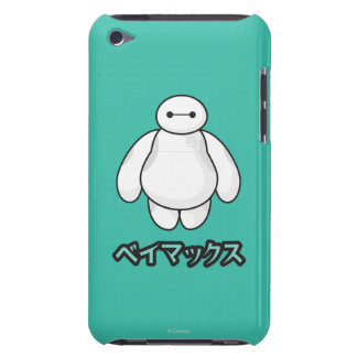 Baymax Green Graphic Barely There iPod Case