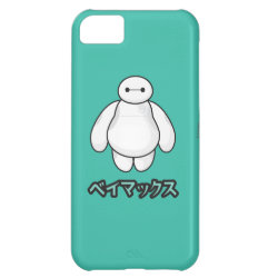 Case-Mate Barely There iPhone 5C Case with Big Hero 6 Baymax ベイマックス design