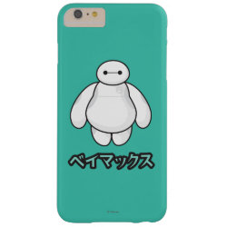 Case-Mate Barely There iPhone 6 Plus Case with Big Hero 6 Baymax ベイマックス design