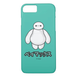 Case-Mate Barely There iPhone 7 Case with Big Hero 6 Baymax ベイマックス design