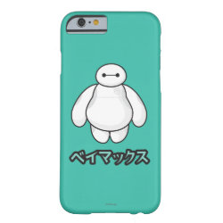 Case-Mate Barely There iPhone 6 Case with Big Hero 6 Baymax ベイマックス design