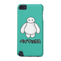 Case-Mate Barely There 5th Generation iPod Touch Case with Big Hero 6 Baymax ベイマックス design