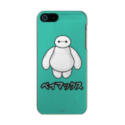 Incipio Feather Shine iPhone 5/5s Case with Big Hero 6 Baymax ベイマックス design