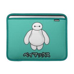 Macbook Air Sleeve with Big Hero 6 Baymax ベイマックス design