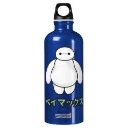 SIGG Traveller Water Bottle (0.6L) with Big Hero 6 Baymax ベイマックス design
