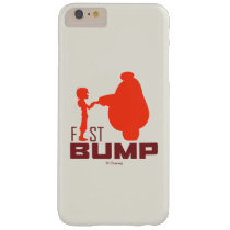 Baymax & Hiro | Fist Bump Barely There iPhone 6 Plus Case