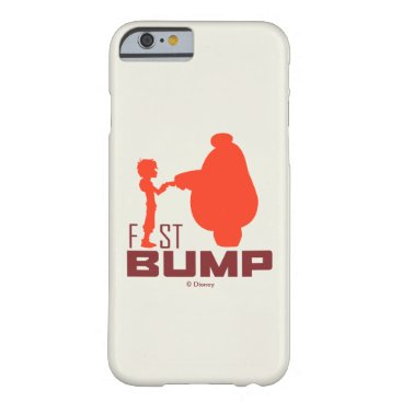 Baymax & Hiro   Fist Bump Barely There iPhone 6 Case