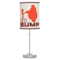 Baymax & Hiro   Fist Bump Desk Lamp