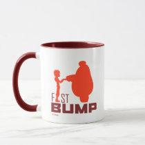 Baymax & Hiro | Fist Bump Mug