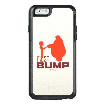 Baymax & Hiro   Fist Bump OtterBox iPhone 6/6s Case