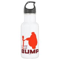 Baymax & Hiro   Fist Bump Stainless Steel Water Bottle