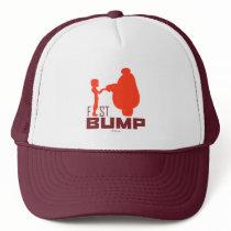 Baymax & Hiro   Fist Bump Trucker Hat