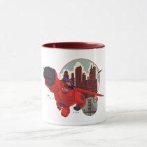 Baymax & Hiro | Hero Up Mug