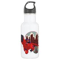 Baymax & Hiro   Hero Up Stainless Steel Water Bottle