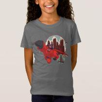 Baymax & Hiro   Hero Up T-Shirt
