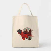 Baymax & Hiro | Hero Up Tote Bag