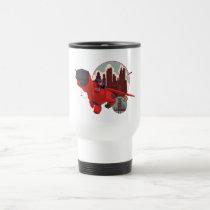 Baymax & Hiro | Hero Up Travel Mug