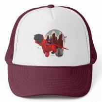 Baymax & Hiro   Hero Up Trucker Hat