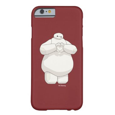 Baymax   Love Barely There iPhone 6 Case