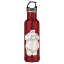 Baymax   Love Stainless Steel Water Bottle
