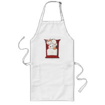 Baymax & Mochi | Supportive Type Long Apron