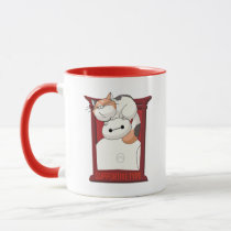 Baymax & Mochi | Supportive Type Mug