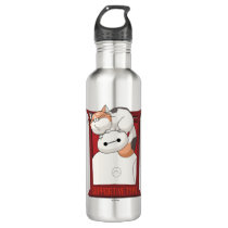 Baymax & Mochi | Supportive Type Stainless Steel Water Bottle