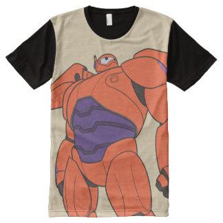 Baymax Orange Suit All-Over-Print Shirt